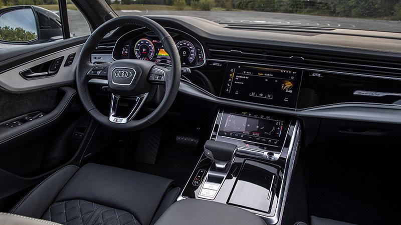 Audi Q7 55 TFSIe quattro 60 TFSIe quattro híbrido enchufable
