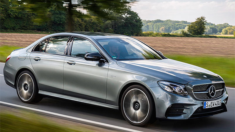 Mercedes-Benz AMG E 43 4MATIC Berlina