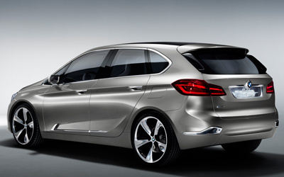Foto de - bmw concept-active-tourer
