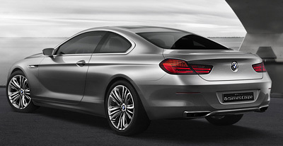 Foto de - bmw concept-6-series-coupe
