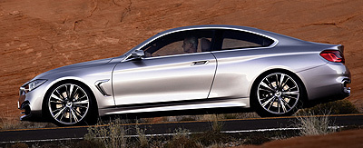Foto de - bmw concept-4-series-coupe
