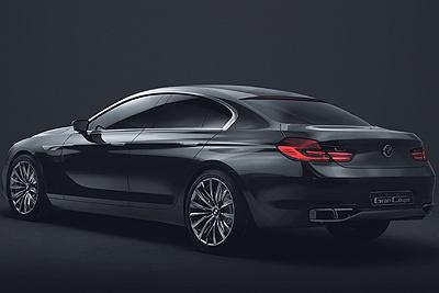 Foto de - bmw concept-gran-coupe