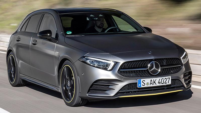 Mercedes-Benz Clase A 5 puertas (2018) | Información ...