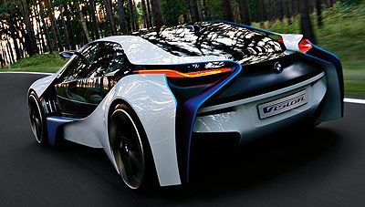 Foto de - bmw vision-efficientdynamics