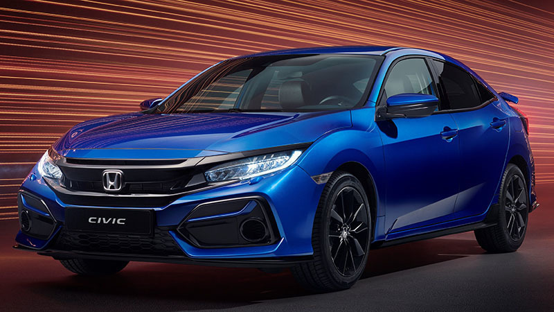 Foto de - honda civic 2020