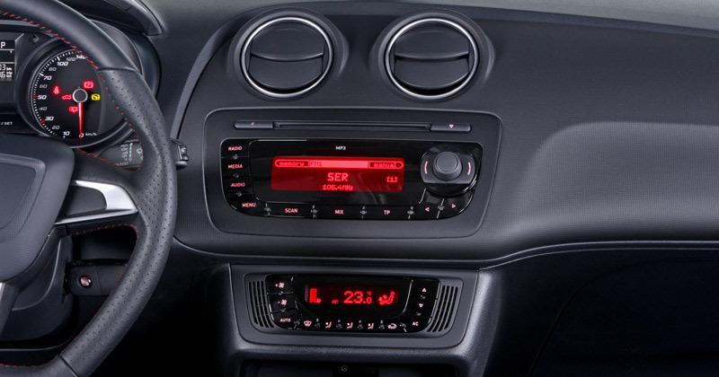 SEAT Ibiza 5 puertas 2012  Impresiones del interior  km77com