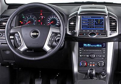 Chevrolet Captiva 2011 Informaci 243 N General Km77 Com