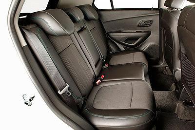 Chevrolet trax 2013 impresiones del interior km77 foto de chevrolet trax 2013 sciox Gallery