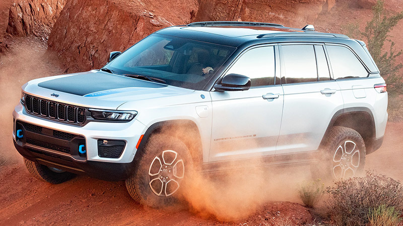 Foto de - jeep grand-cherokee 2022