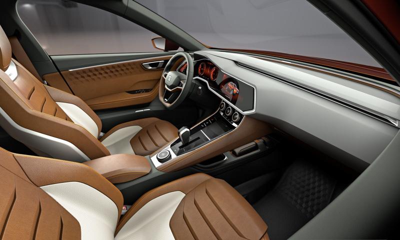 Seat 20v20 prototipo 2015 informaci n general for Interior seat arona