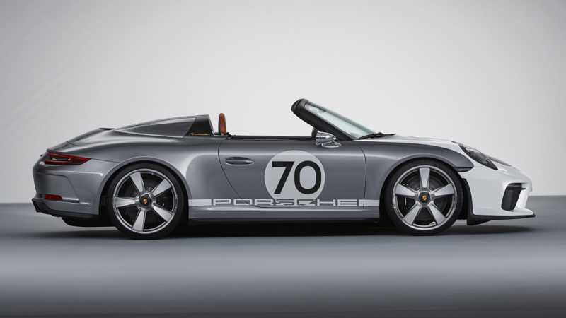 Foto de - porsche 911-speedster-concept