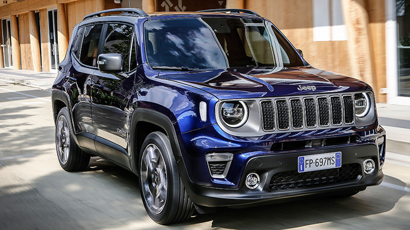 Foto de - jeep renegade 2019