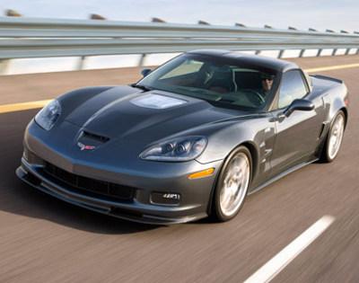 Foto de - corvette zr1 2009