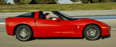 Foto de - corvette c6 2008