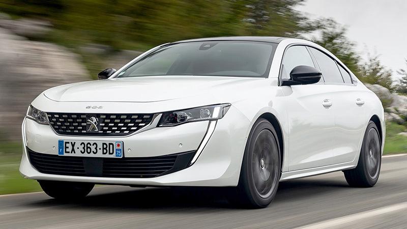 Peugeot 508 2019 Informacion General Km77 Com