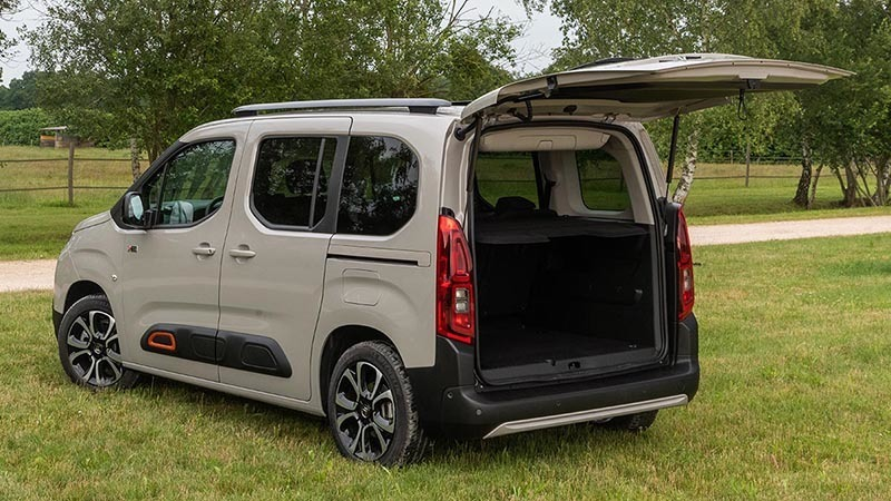 Foto de - citroen berlingo 2019