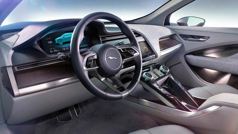 Foto de - jaguar i-pace-concept-prototipo