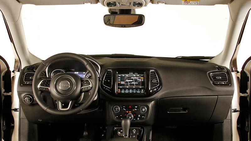 Foto de - jeep compass 2017
