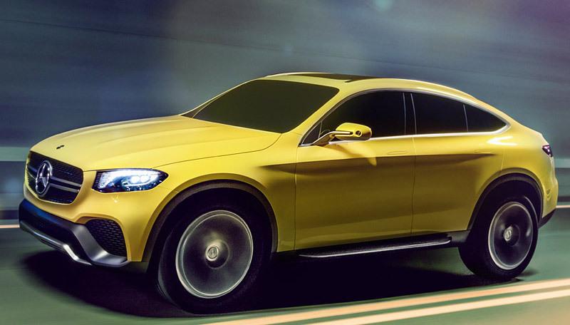 Foto de - mercedes concept-glc-coupe