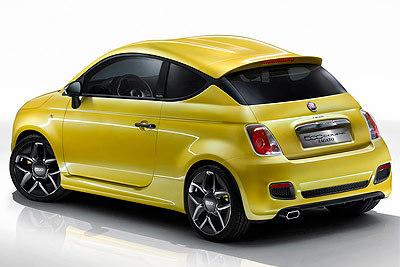Foto de - fiat 500-coupe-zagato-prototipo