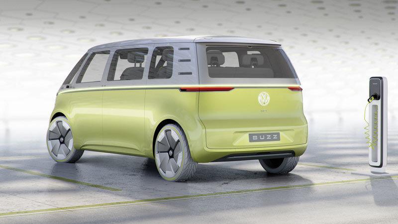 Foto de - volkswagen id-buzz-prototipo