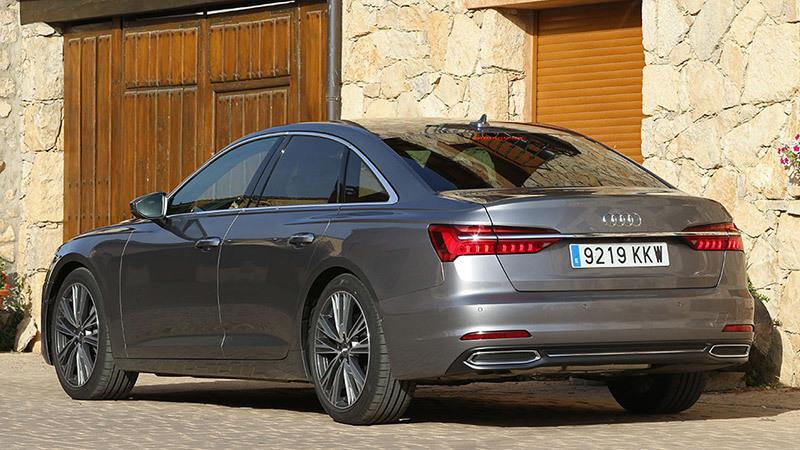 62d508d1015 Audi A6 (2018) | Información general - km77.com