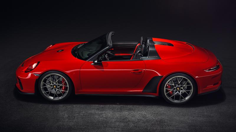 Foto de - porsche 911-speedster-concept-ii