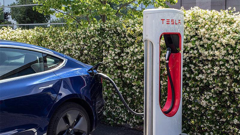 Recarga Modo 4. Tesla Supercargador/Supercharger