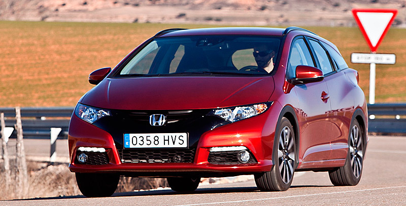 Foto de - honda civic 2014