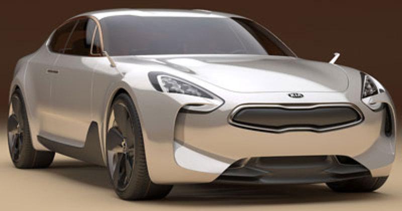Foto de - kia sports-sedan-concept
