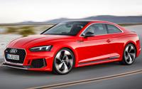 Audi RS 5 Coupé. Imágenes exteriores.
