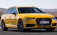 Audi S4 y S4 avant. Imágenes exteriores.