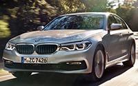 BMW 530e iPerformance. Imágenes exteriores.
