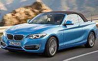 BMW Serie 2 Cabrio. Imágenes exteriores.