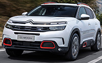 Citroën C5 Aircross. Imágenes exteriores.