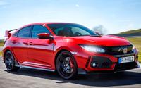 Honda Civic Type R. Imágenes exteriores.