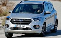 Ford Kuga 1.5 EcoBoost 150 CV 4x2. Imágenes exteriores.