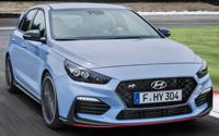 Hyundai i30 N. Imágenes exteriores.