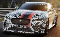 Jaguar XE SV Project 8 prototipo. Imágenes exteriores.