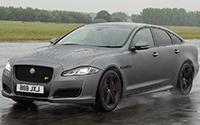 Jaguar XJ. Imágenes exteriores.