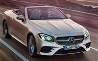 Mercedes-Benz Clase E Cabrio. Imágenes exteriores.