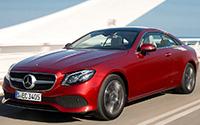 Mercedes-Benz Clase E Coupé. Imágenes exteriores.