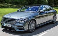 Mercedes-Benz Clase S. Imágenes exteriores.