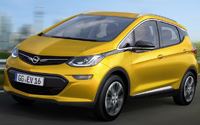 Opel Ampera-e. Imágenes exteriores.
