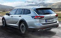Opel Insignia Country Tourer. Imágenes exteriores.