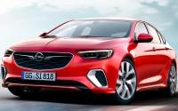 Opel Insignia Grand Sport GSi. Imágenes exteriores.