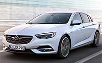 Opel Insignia Grand Sport. Imágenes exteriores.
