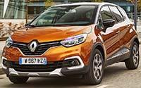 Renault Captur. Imágenes exteriores.