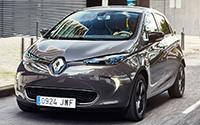 Renault ZOE 40. Imágenes exteriores.