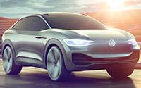 Volkswagen Showcar I.D. CROZZ prototipo. Imágenes exteriores.
